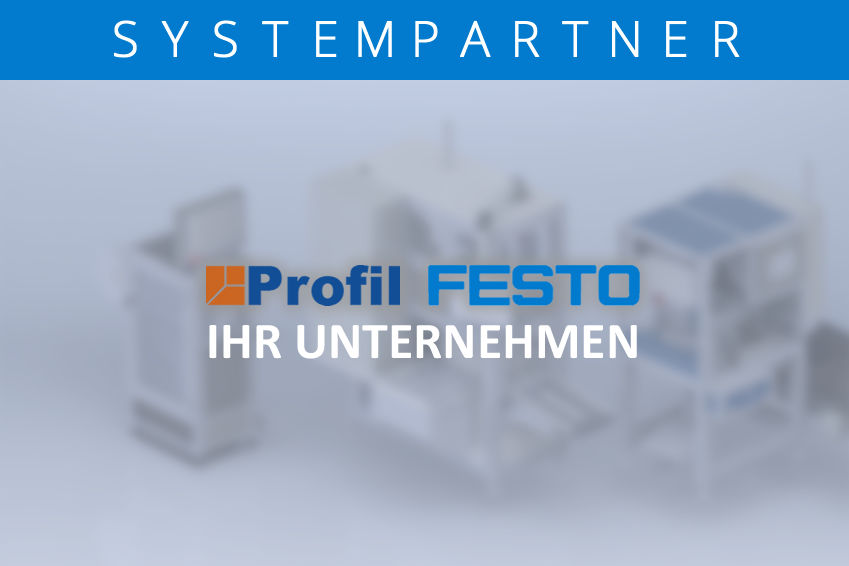 Systempartnerschaft Festo